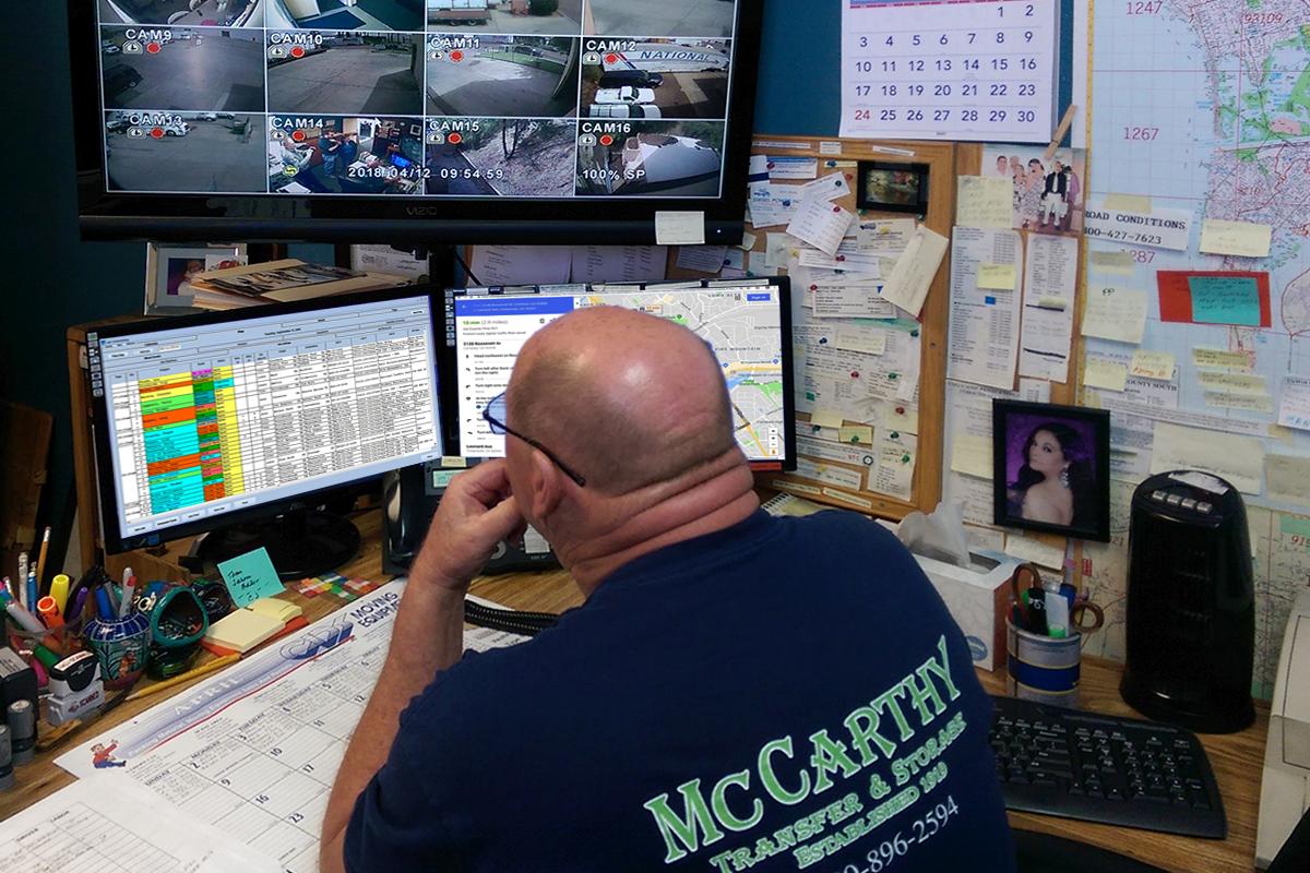 Dispatch & Scheduling