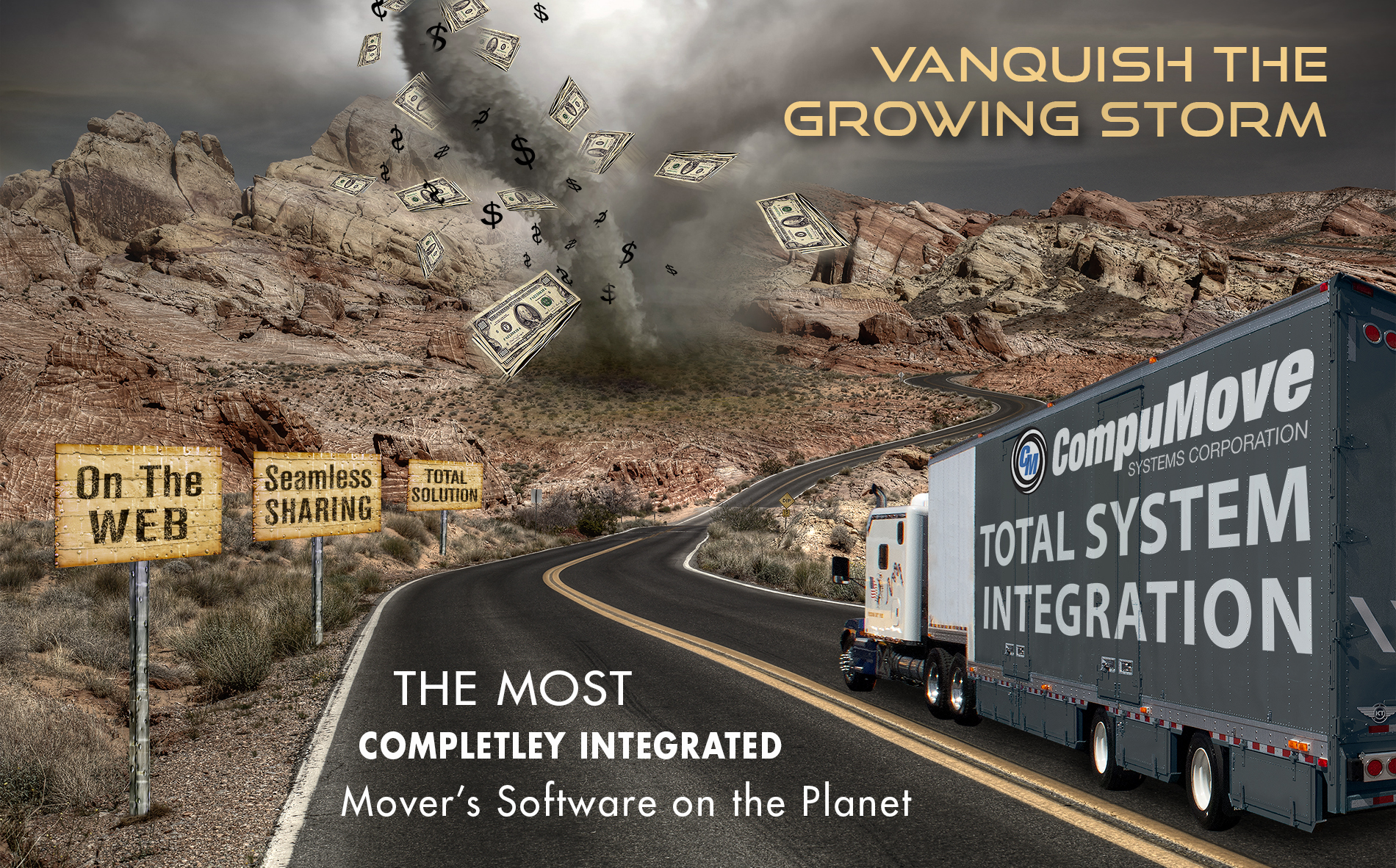 Vanquish The Growing Storm